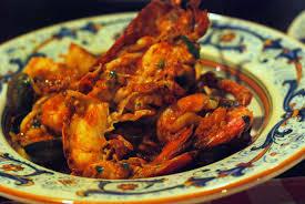 Steve Misencik seafood recipe